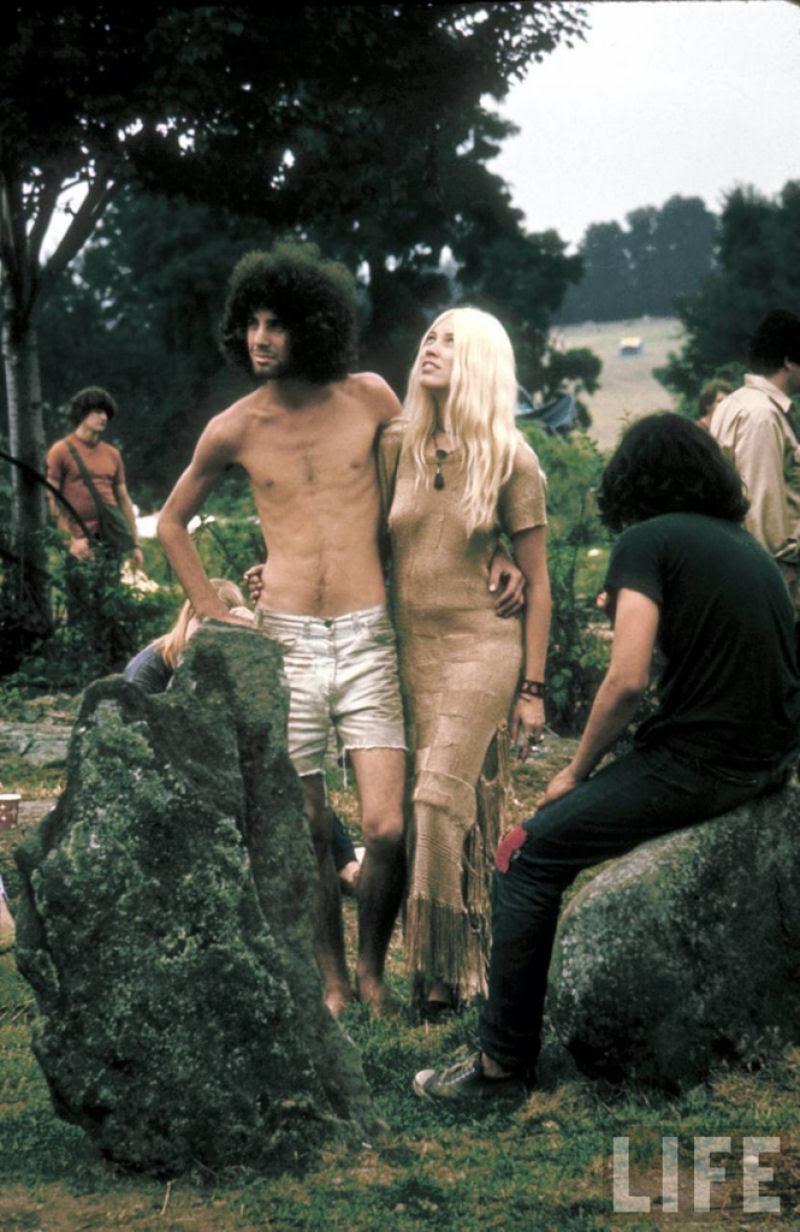 O festival de Woodstock em números e imagens 30