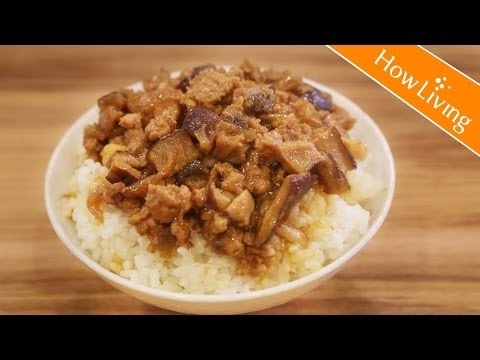 懶人料理》10分鐘做古早味「香菇肉燥飯」:好吃祕訣竟是...加一匙「花生醬」