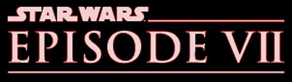 STAR WARS: EPISODE VII logo.