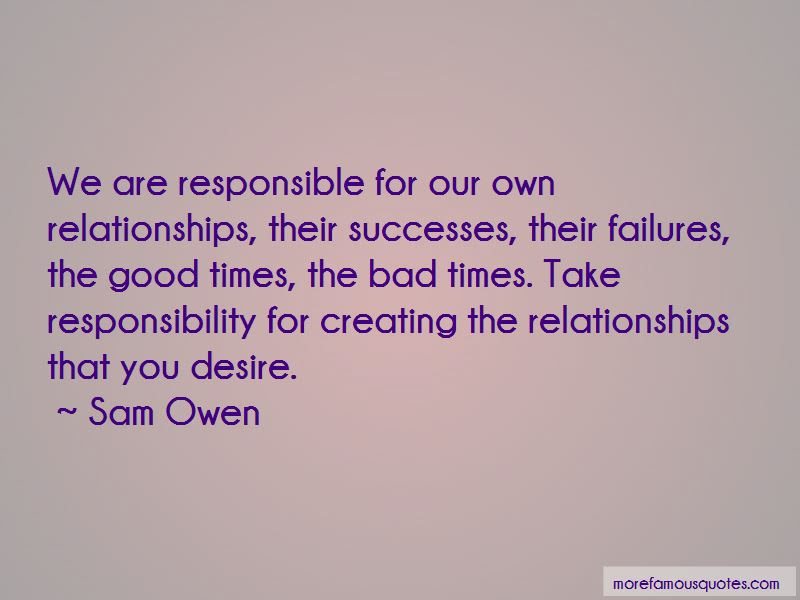 Quotes About Good Times And Bad Times In Relationships Top 3 Good