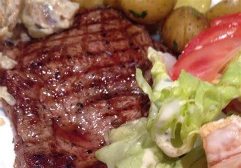 resepi daging steak panggang lazat aneka resepi