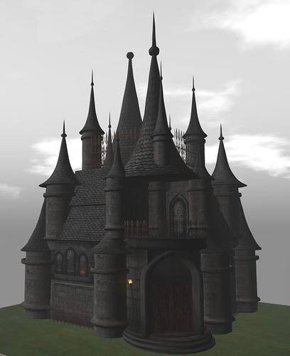 Castle from Luna's Boutique