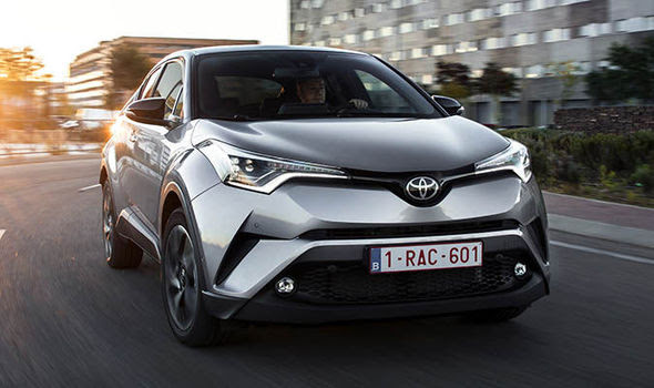 Toyota CHR price, review, interior, specs for 2017 SUV ...