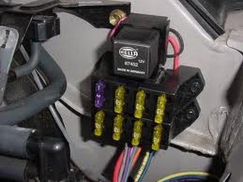 universal truck fuse box image 2