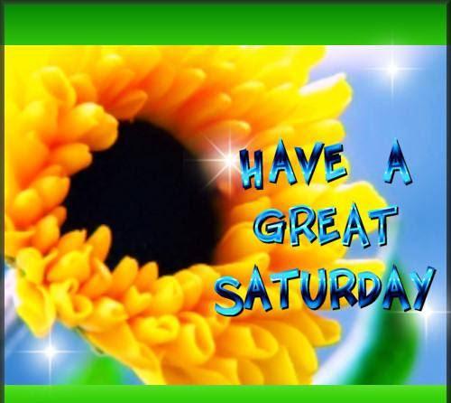 Bildergebnis für nice Saturday