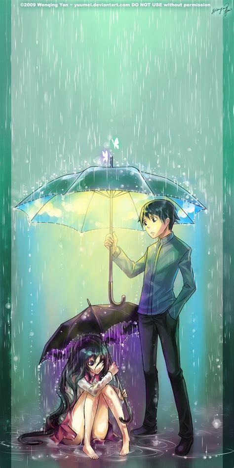 umbrella  yuumeideviantartcom