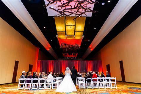 Wedding at the JW Marriott San Antonio   Rachel & David