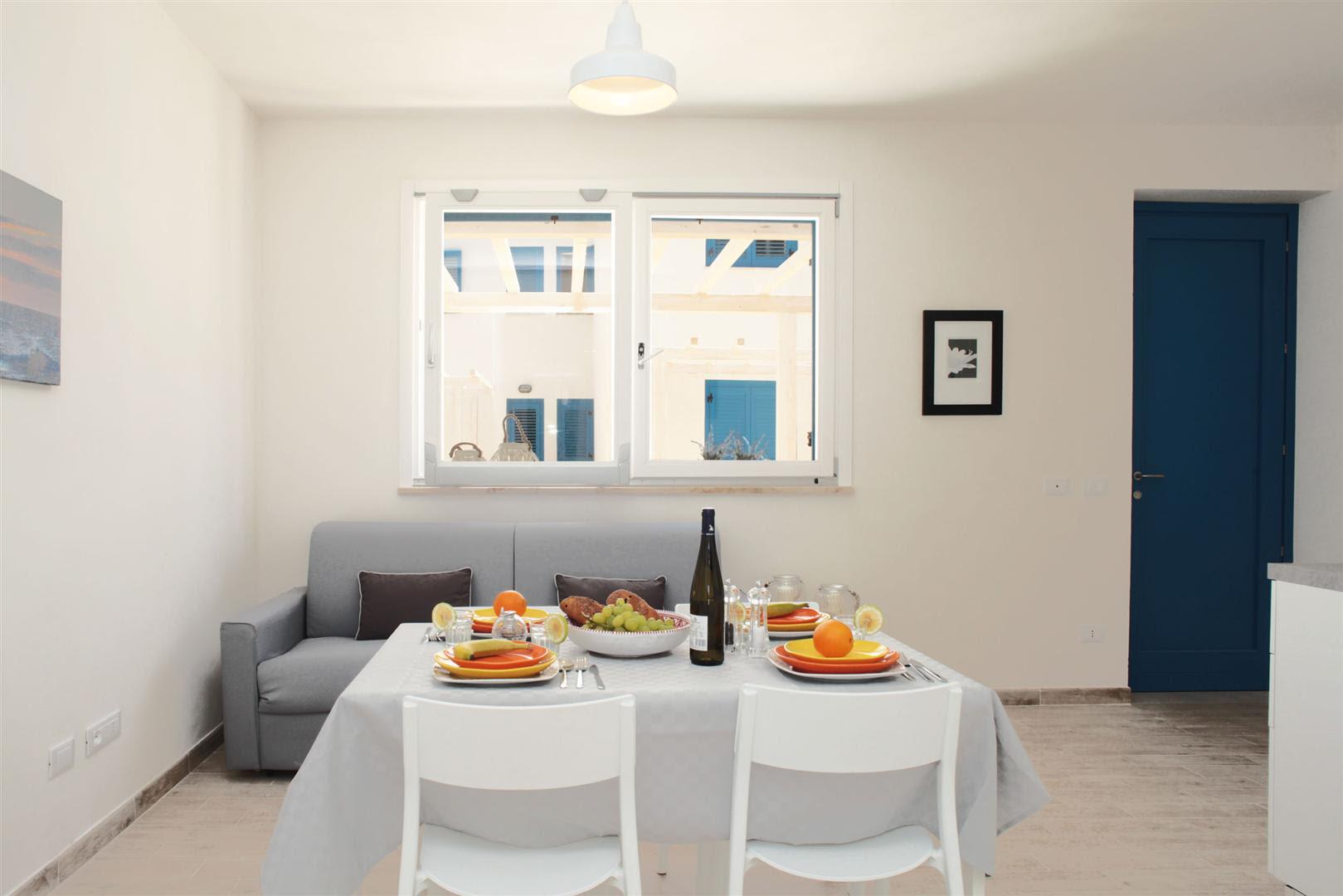Cucina Soggiorno Con Veranda - Sterne Basteln