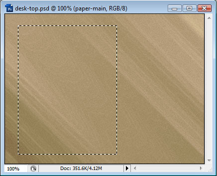 Creating a Desk-Top Composition image 2