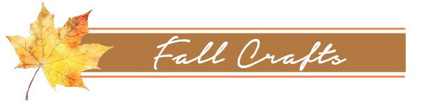 Fall Crafts Button