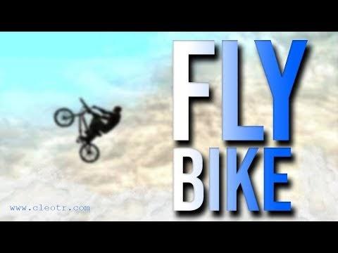 GTA SanAndreas Uçan Motorsiklet Modu İndir,Tanıtım 2018