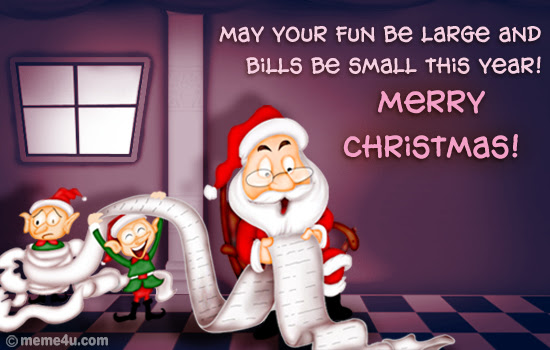 Funny merry Christmas Greetings 2017