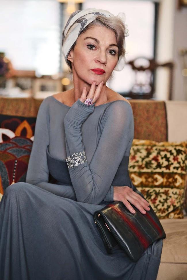 Как стареть красиво: 10 незаменимых уроков от дам за 50