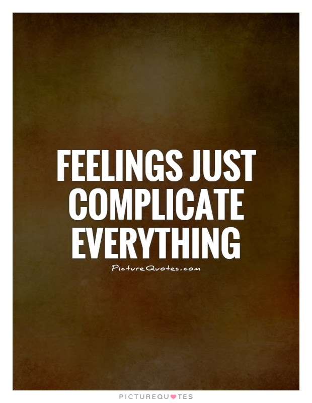 Complicated Love Quotes Quotes