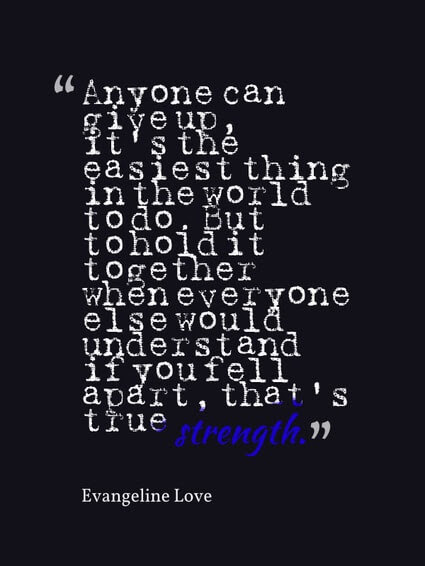 The 50 Best Stay Strong Quotes