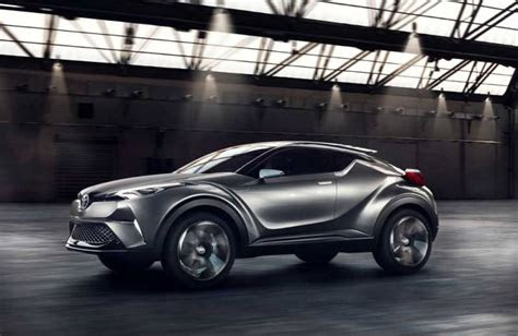 toyota  hr review release date price specs