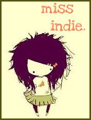 miss indie Blog Badge
