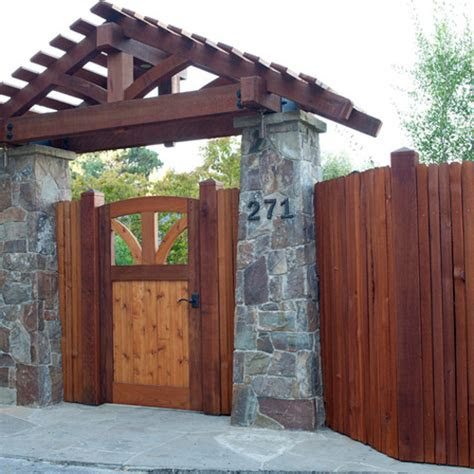 wooden gate designs   home freshouzcom