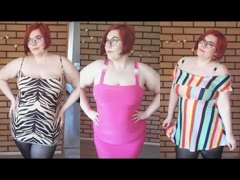 408521eda01 Plus Size   Curvy ASOS Try On Haul (Dresses   Shoes)
