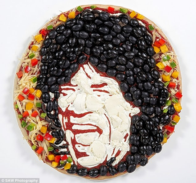 A Rolling Stone baked: Mick Jagger