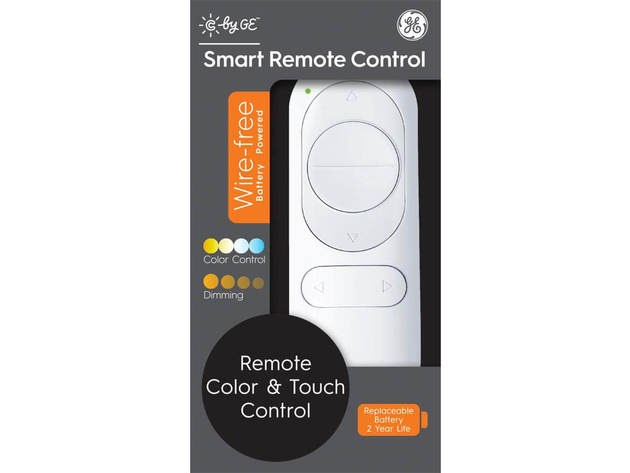 Cync by GE 93122337 Wire-Free Dimmer Remote + Color Control for $29