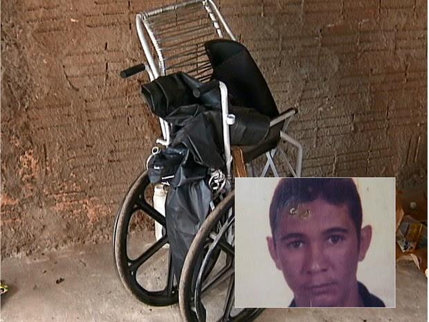 Geraldo Rodrigues de Oliveira foi morto a tiros pelo irmão em Rio Claro (Foto: Reprodução EPTV)