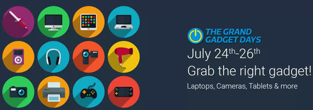 Flipkart Grand Gadget Sale