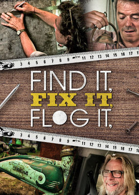 Find It, Fix It, Flog It - Season 1