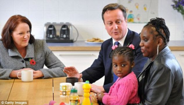 Department for Education figures show a 34 per cent increase in adopters and adoptions up by a record 15 per cent following the implementation of reforms. And Prime Minister David Cameron has said the issue is a personal priority