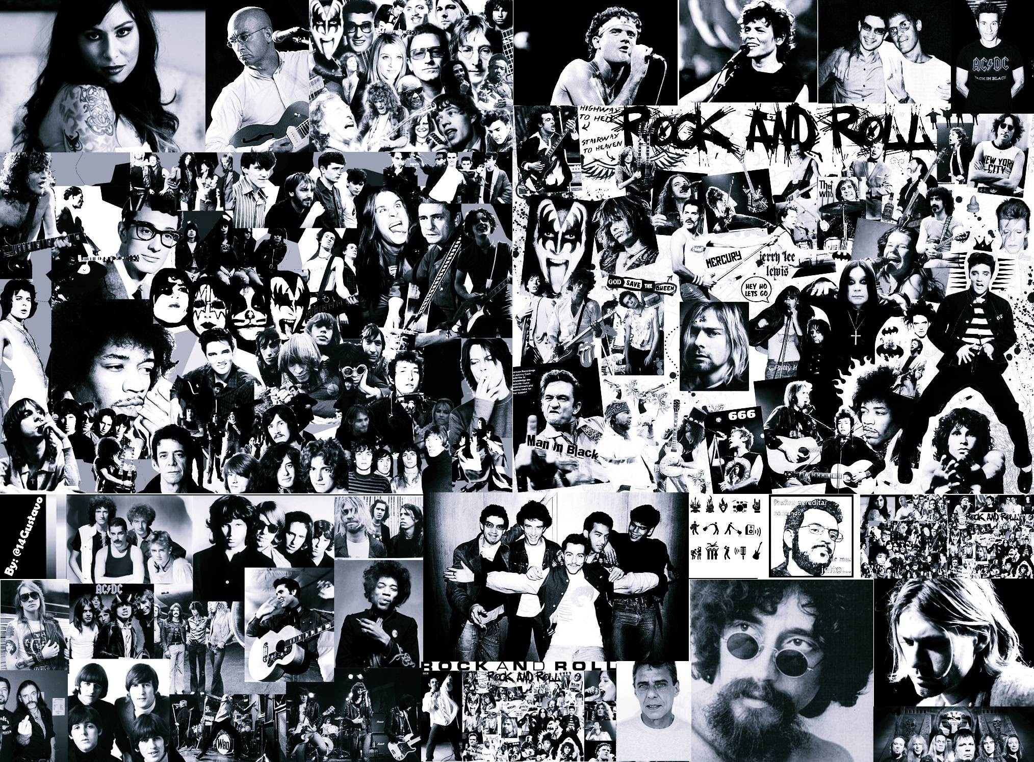 Rock And Roll Wallpapers 55 Images