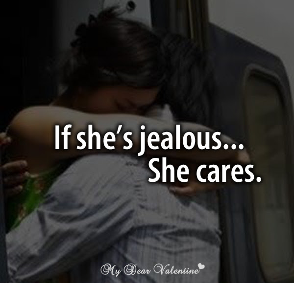 Jealous Love Quotes For Her The Holle