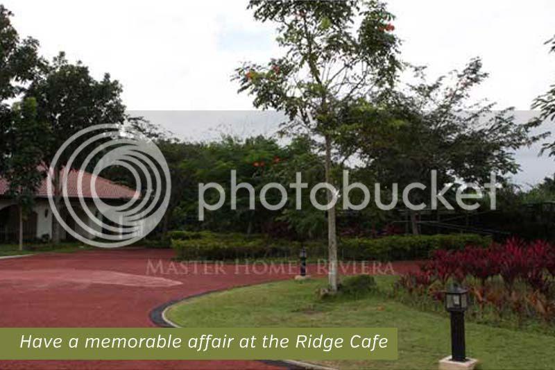 Master Homes Riviera Ridge Cafe