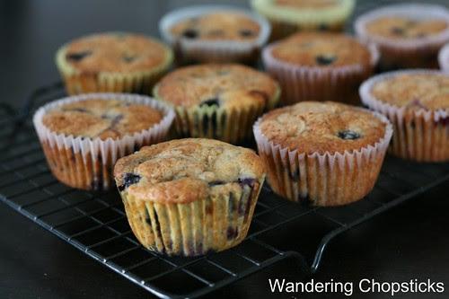 Blueberry Muffins 11