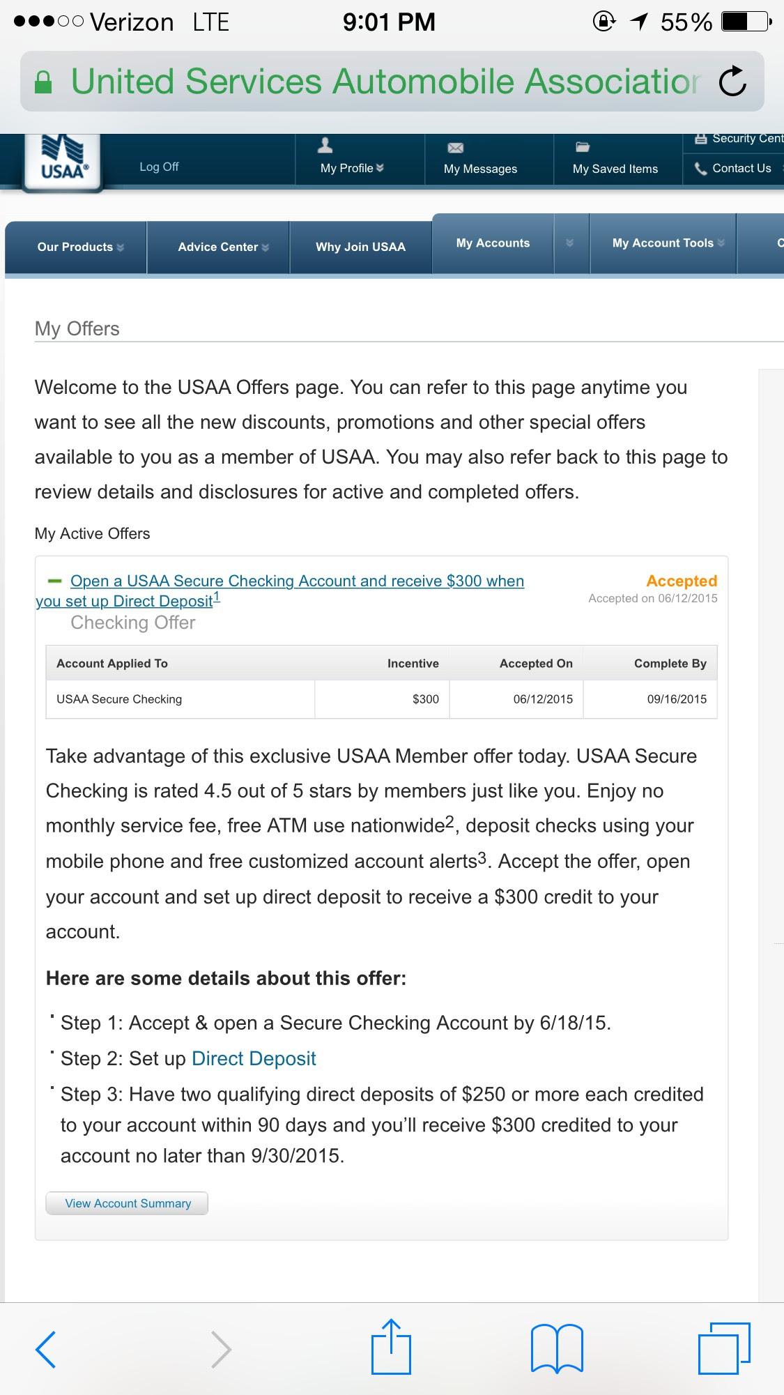Usaa Declaration Page - petermcfarland.us