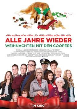 Alle Jahre Wieder - Weihnachten mit den Coopers Filmplakat