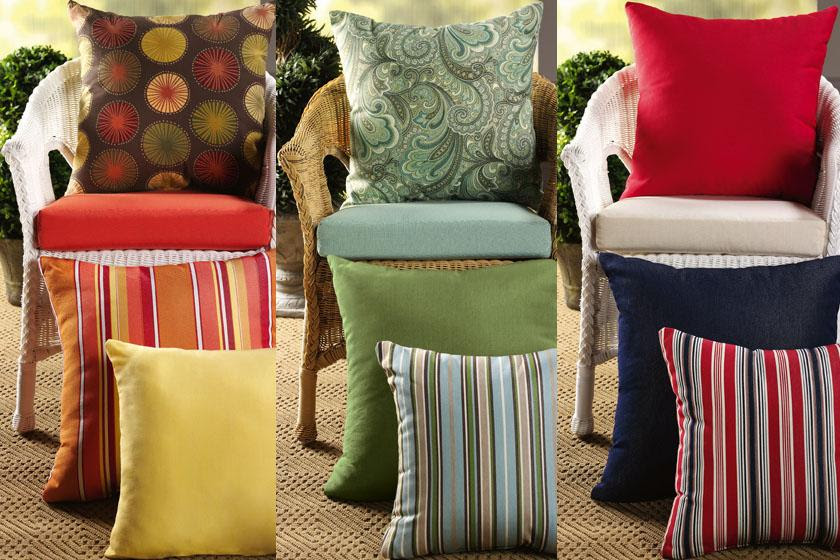 Outdoor Patio Cushions Clearance - Home Furniture Design