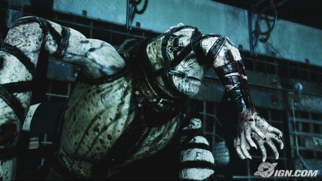 Silent Hill: Homecoming Screenshot