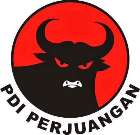 logo pdi perjuangan gambar logo