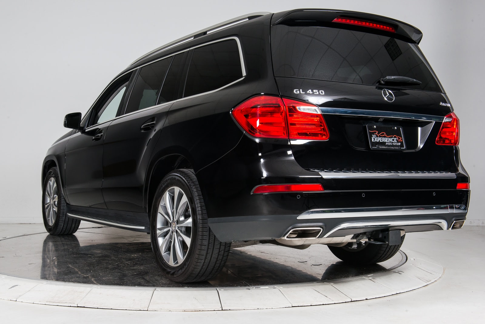 Used 2016 MERCEDES-BENZ GL450 4MATIC For Sale   Plainview ...