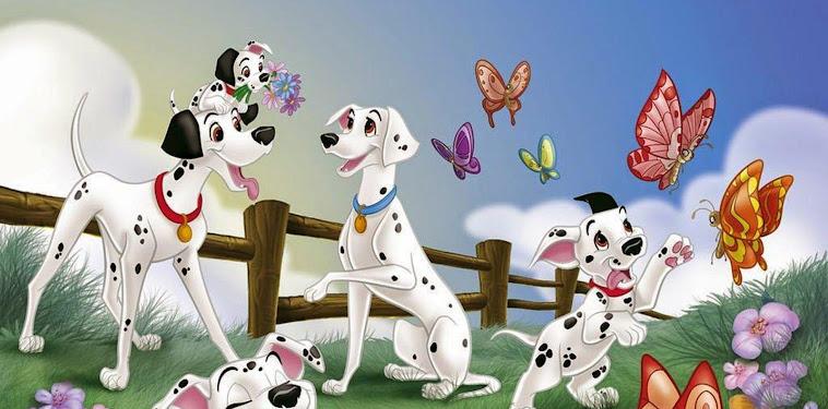 101 Dalmatians Wallpaper