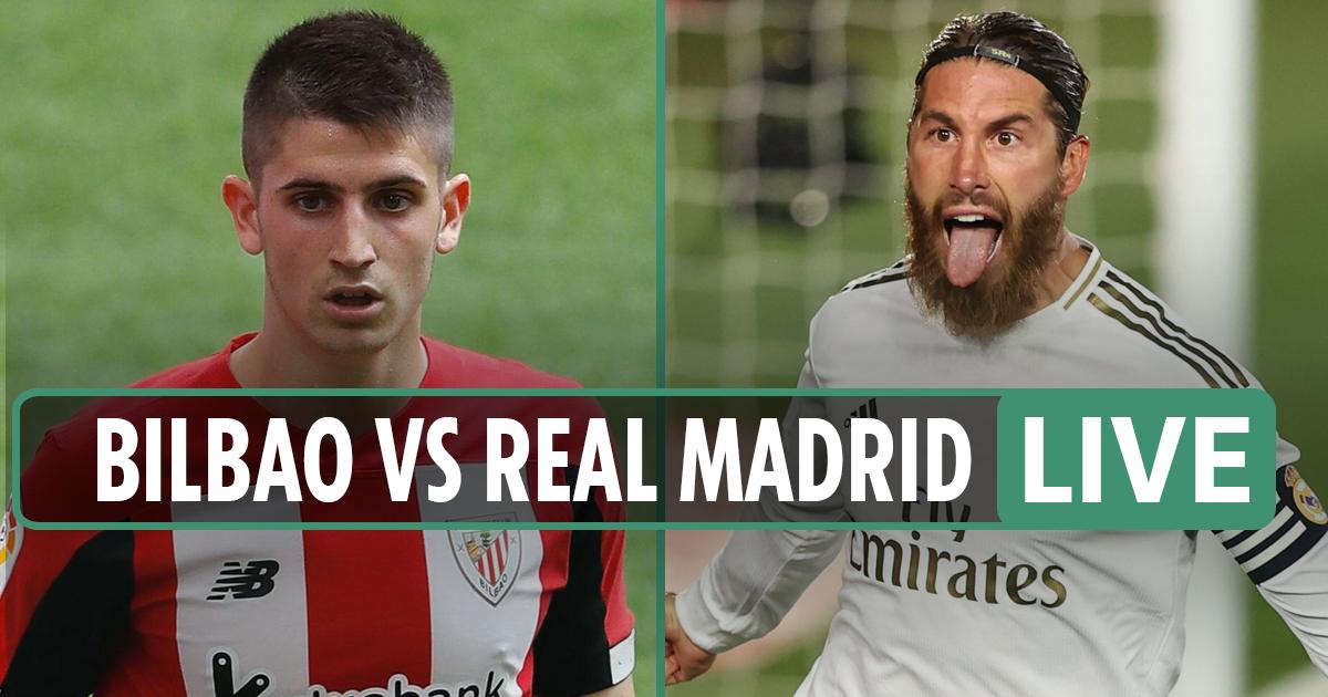Athletic Bilbao Vs Real Madrid Live Stream