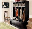Entryway Storage Bench With Back | Home Trends Ideas