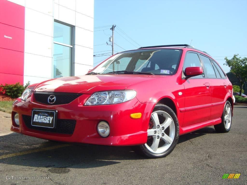 Mazda Protege 5 Repair Manual - Ultimate Mazda