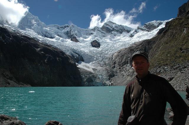 Trek de SAnta Cruz Huaraz Pérou