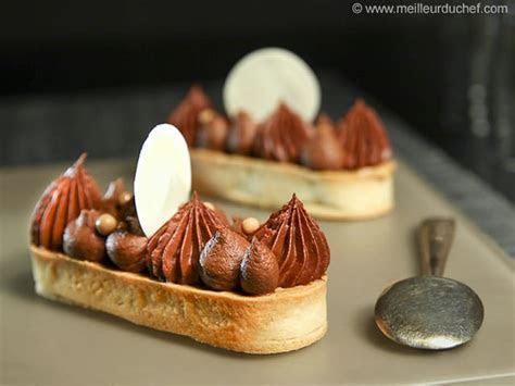 Tartelette nougatine et chocolats   Recette de cuisine