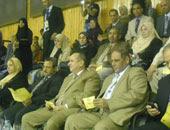 """جانب من فعاليات مؤتمر """"مصر هتبقى أحلى"""""""