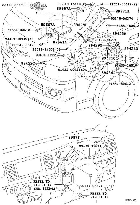 Оn-line parts catalog Toyota HIACE