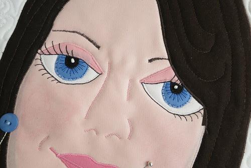 Lady #26 pretty eyes
