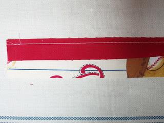 2 sided binding step 2