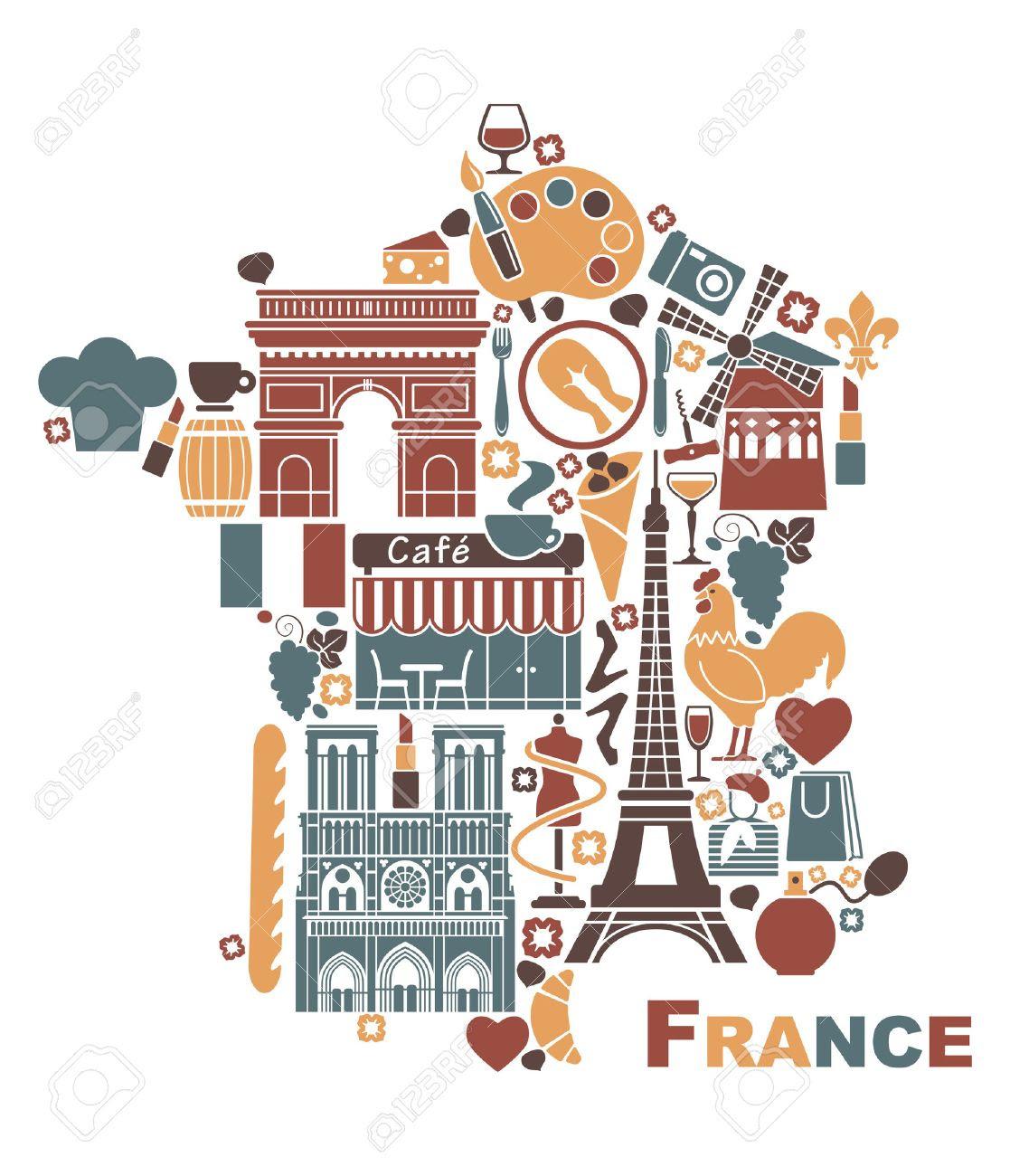 Resultado de imagem para symboles de la France